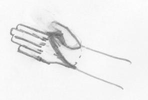 Hand stirrup